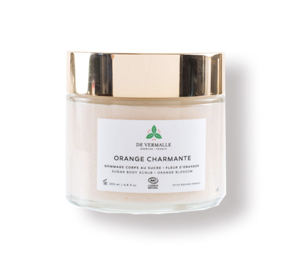 gommage exfoliant corps